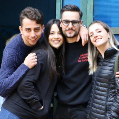 Ignatian girls and boys